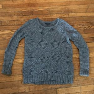 American Eagle Knit Jegging Sweater